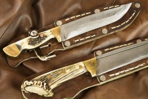 Perkins Knives J2 Steel Handmade Hunting Knife Review