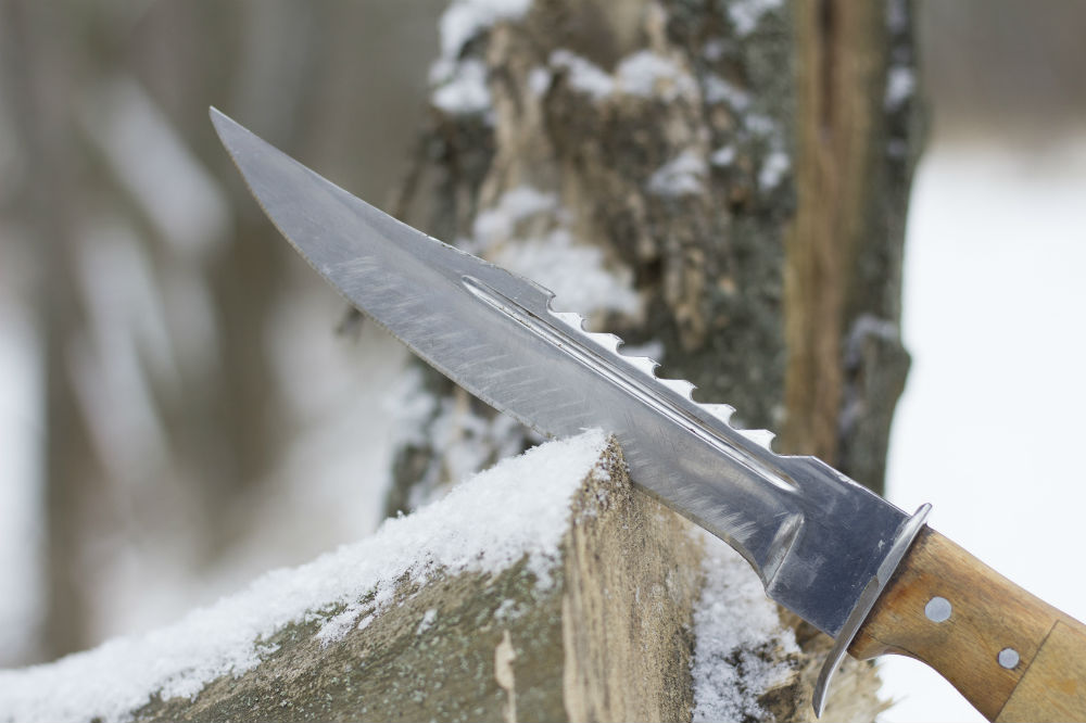 Selecting a Good Hunting Knife