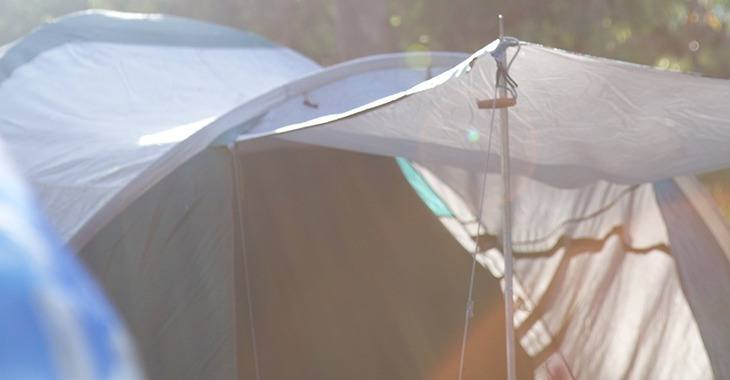 How to Build The Perfect Tent Camp