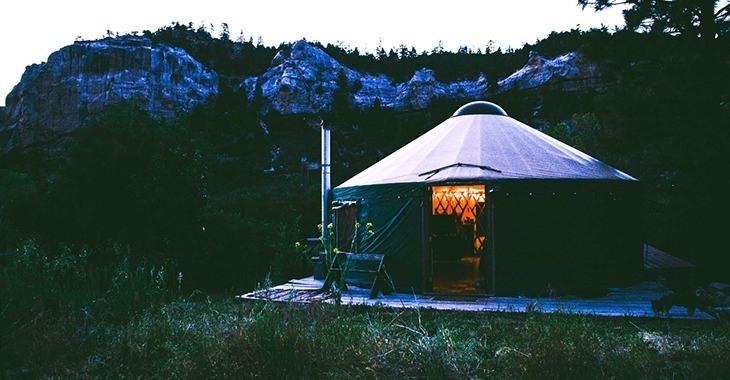 Tent with Floor